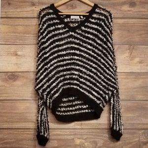 525 America Wool V Neck Sweater